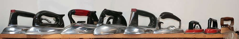domestic appliances collection of Harriete Estel Berman