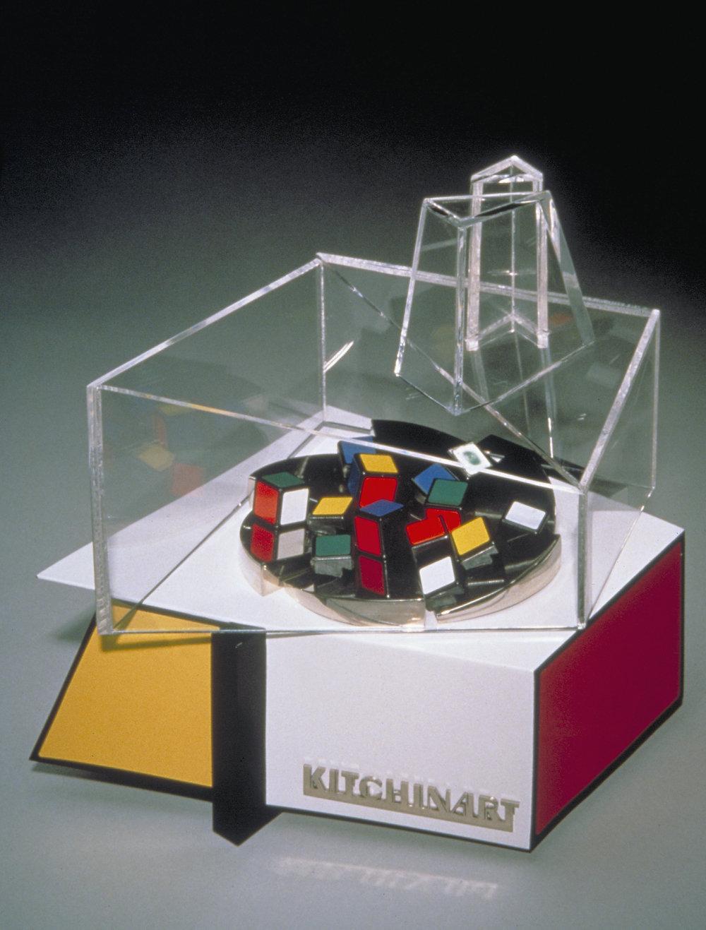 'Cubist Futurism'    Photo Credit: Philip Cohen