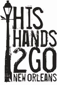 His Hands 2 Go Logo