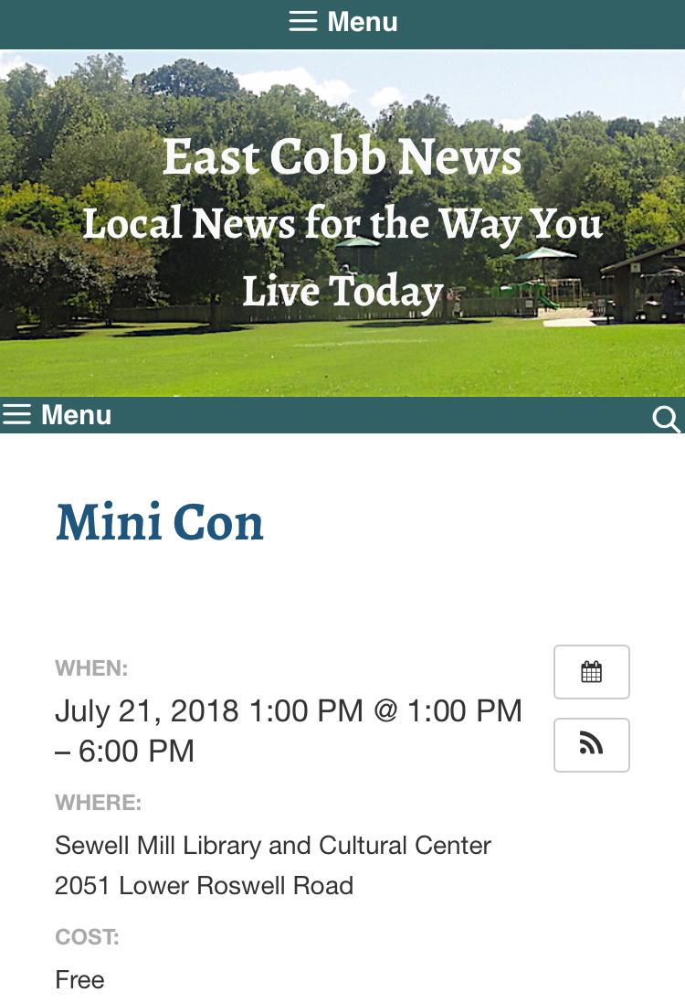 East Cobb News -