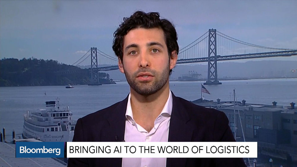 Bloomberg TV: Opportunity In Global Trade -