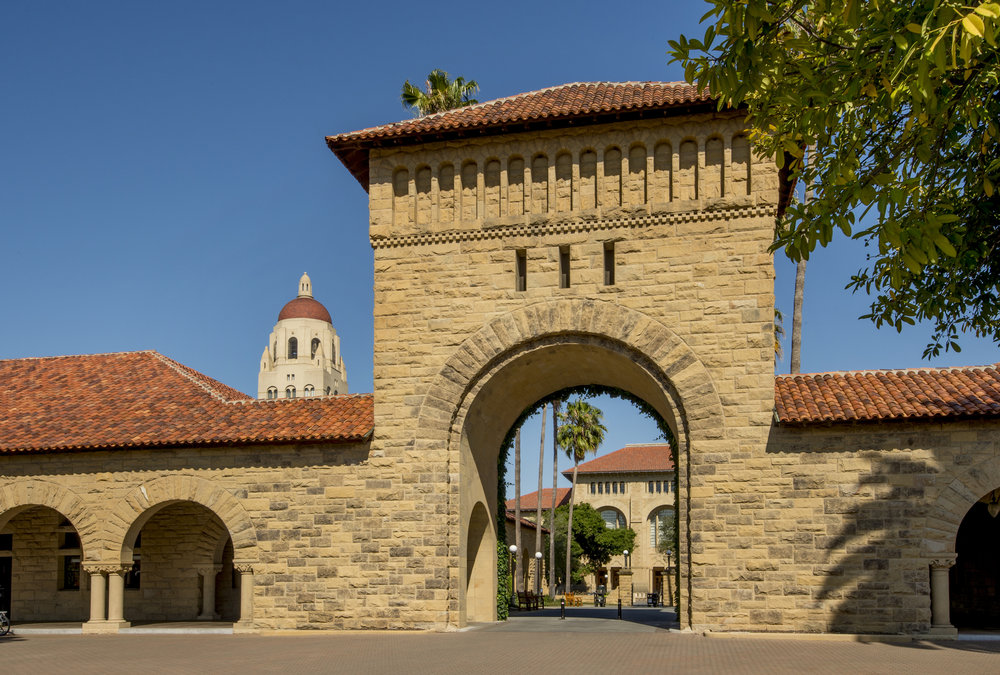 Founded at Stanford University -