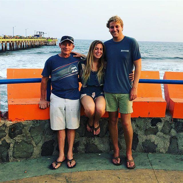 Team rider run-ins in El Salvador!