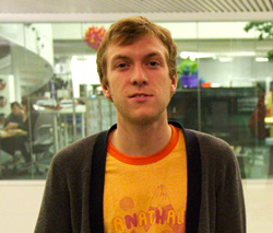 Alex Simoes (Masters 2012)