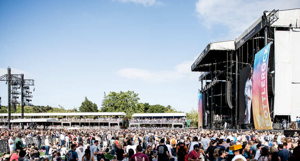 BottleRock Napa Valley Main Stage