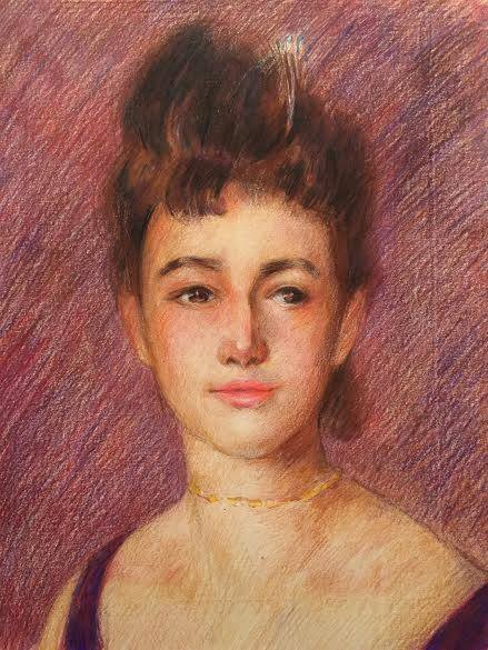 Sargent Master Study (colored pencil) - Julie Peng.jpg