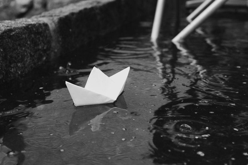 Little Toy Boat - Annabel Kiley