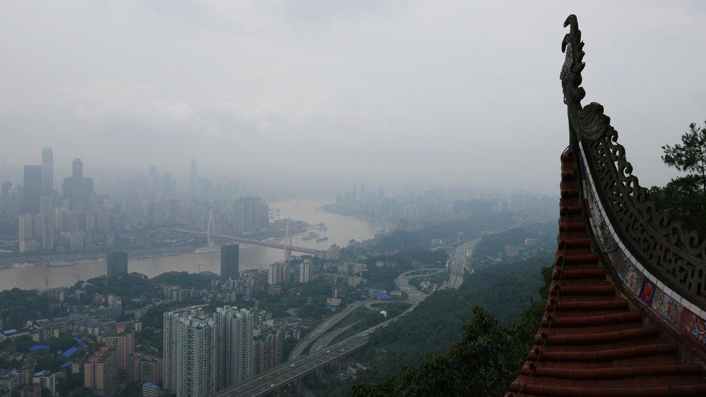 Chongqing - Magnus Aske
