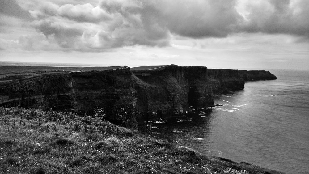 Cliffs of Moher - James McCarey