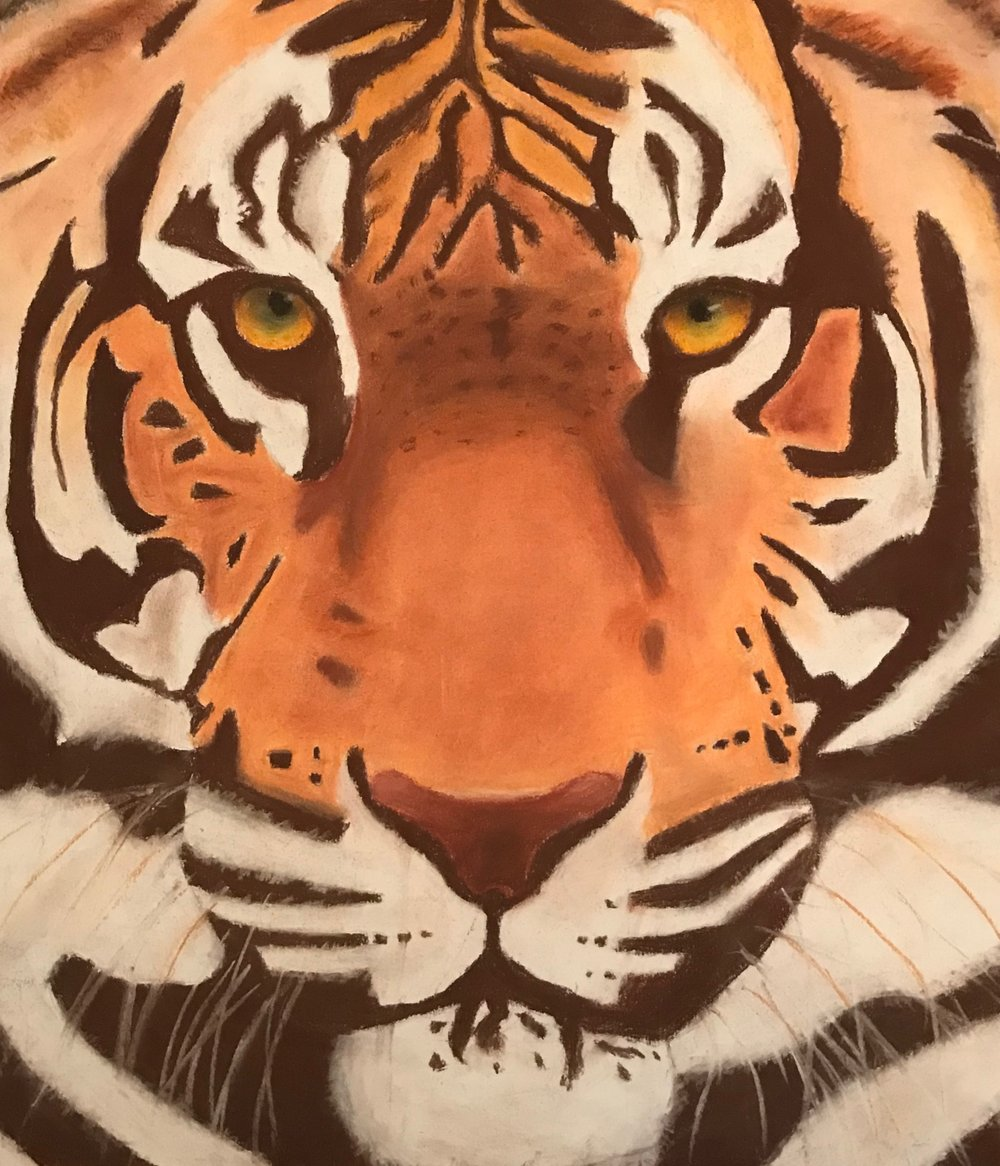 Fearless (soft pastel) - Justin Kim