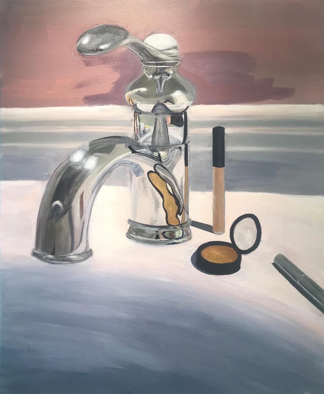 Untitled (acrylic) - Anya Chung