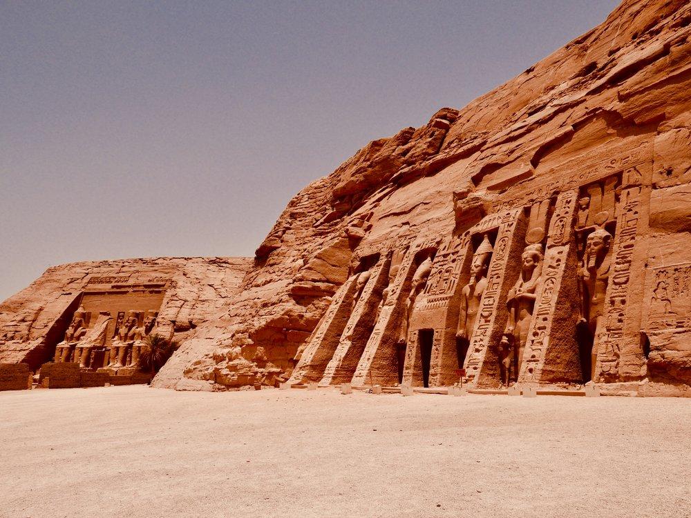 Abu Simbel - Magnus Aske