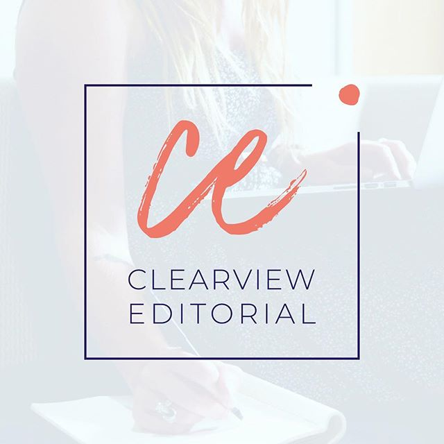 Be on the lookout for a fresh new brand popping up this spring! 🌺 :: Clearview Editorial is a wonderful woman owned business in the Fredericksburg, VA area who do tip top editing for corporations both small and giant. :: #branding #brandbuilding #designisinthedetails #designdaily #logodesigns #branddevelopment #design #creativeminds #tbt #supplyanddesign #thecreatorclass #graphicdesign #fxbg #designfxbg
