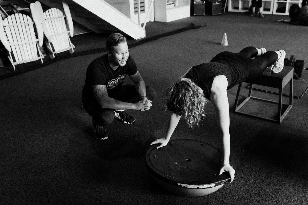 Body Mechanix Fitness, Personal Training