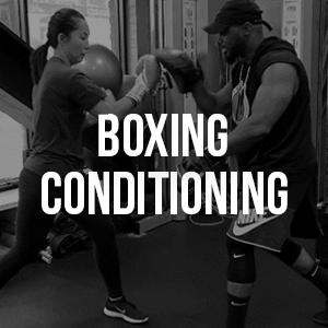 Body Mechanix Fitness, Boxing Conditioning Classes