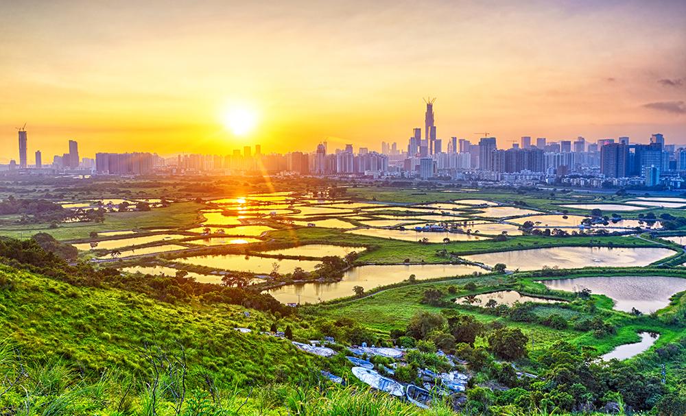 Hong Kong Countryside