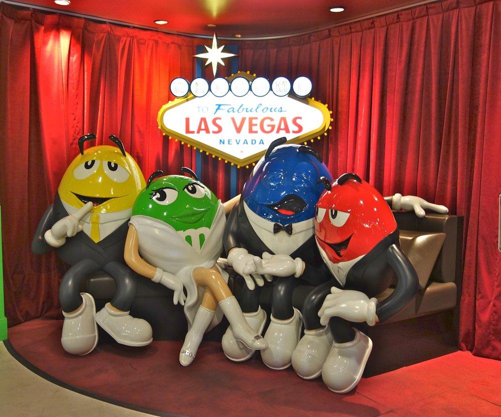 M&M's World Las Vegas