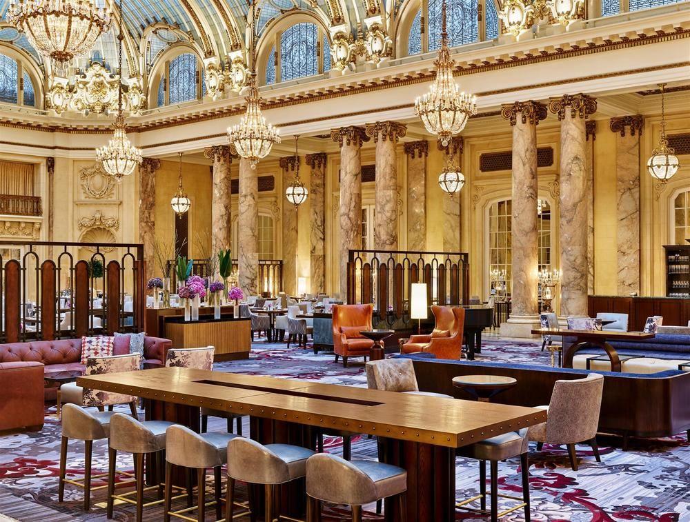 Palace Hotel, San Fransisco