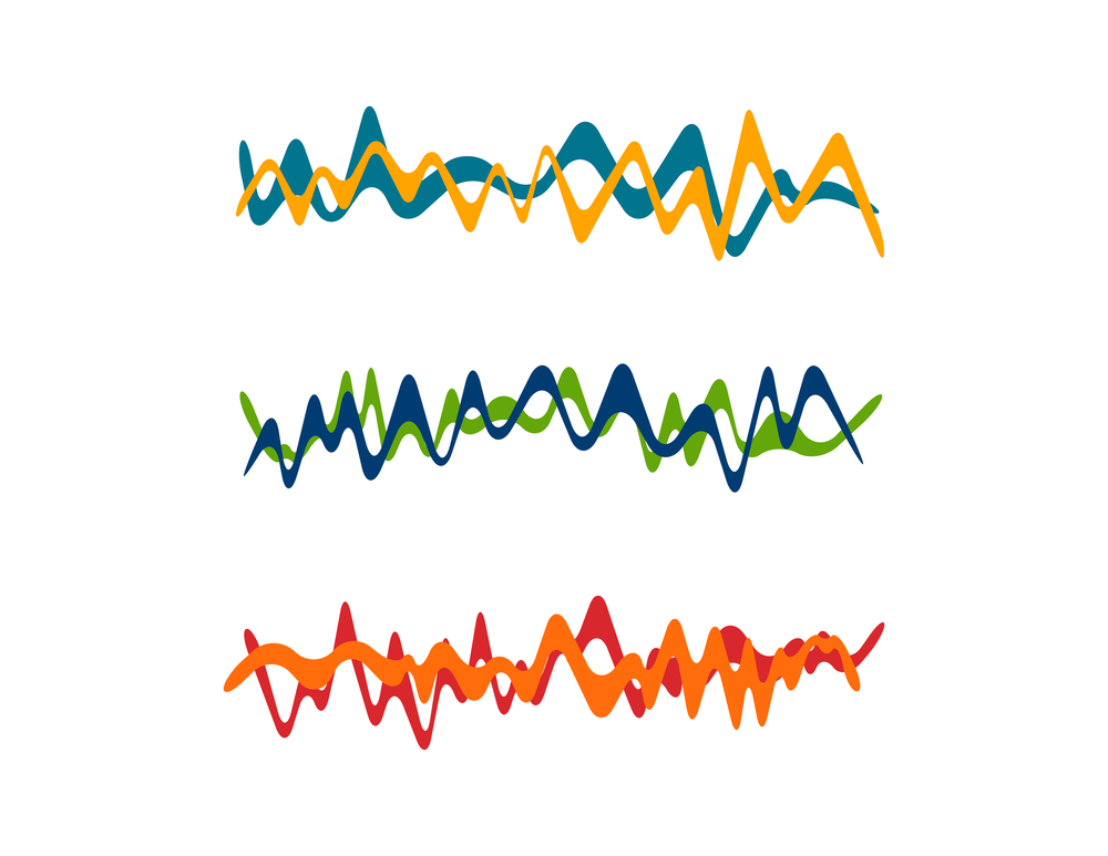 GRAPHIC COMPONENTS – WAVE COMBINATIONS