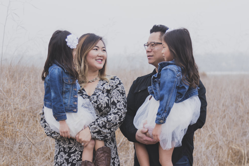 SATHIENVANTANEE FAMILY - NOVEMBER 2017 PHOTO ADVENTURE