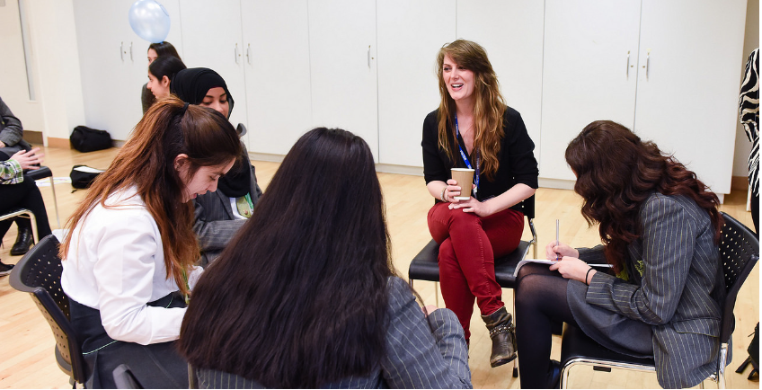 Inspiring Women BAFTA YGD Workshop