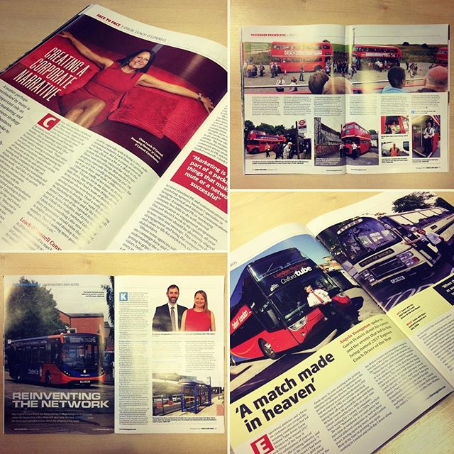 Good issue of #coachandbusweek this week that was down to the wire with the deadline! Some very red features have created an unplanned theme! #graphicdesign #magazine #layout #editorial #feature #design #designer #graphicdesigner #magazinedesign #indesign #freelancegraphicdesigner #freelance