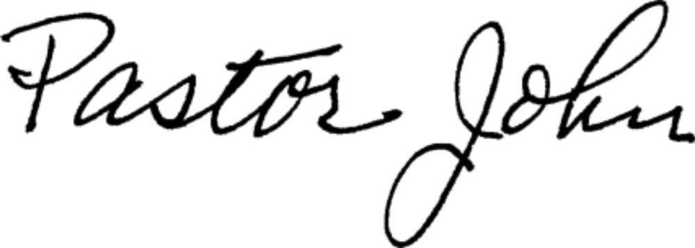 Pastor John Sign.jpg