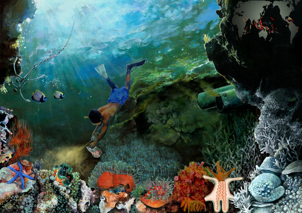Coral Reefs in Danger |Cooperation Stern (unpublished)