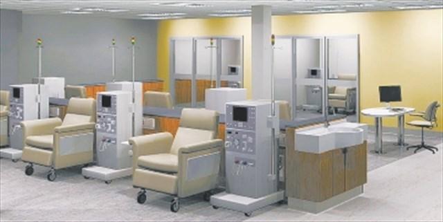 Satellite Dialysis Unit