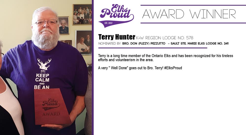 Terry Hunter