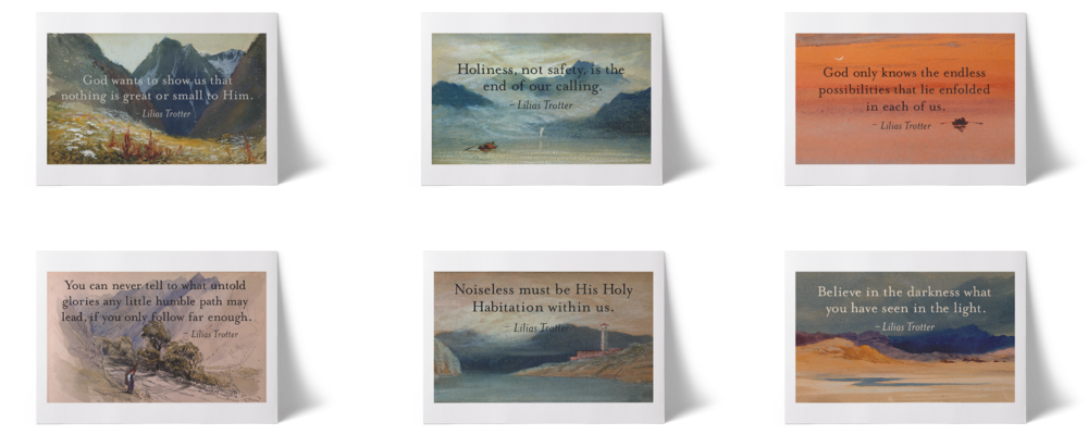 Many Beautiful Things Memes Lilias Trotter2.png