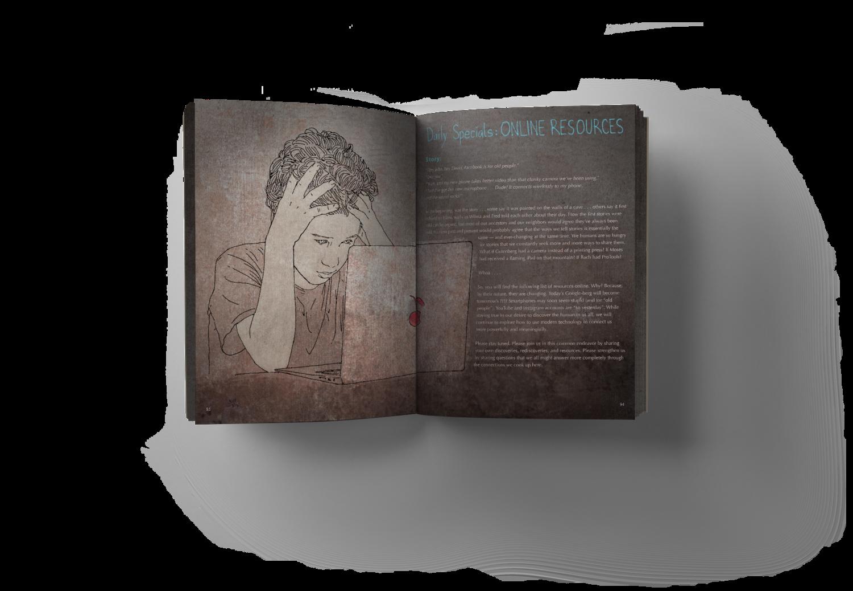 A Teen Press Book, The Joy of Connecting — Austin Daniel