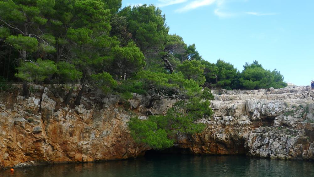 "The little ""Dead Sea"" in Croatia"