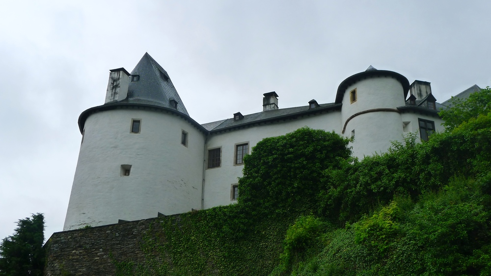 Chateau de Clervaux