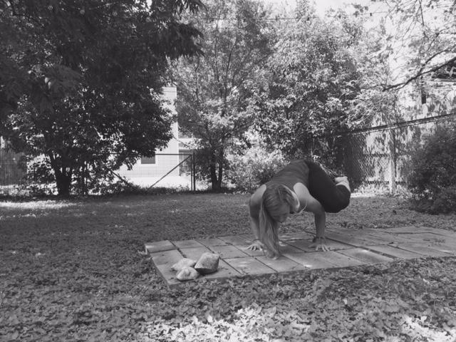 Cori Dombroski yoga teacher