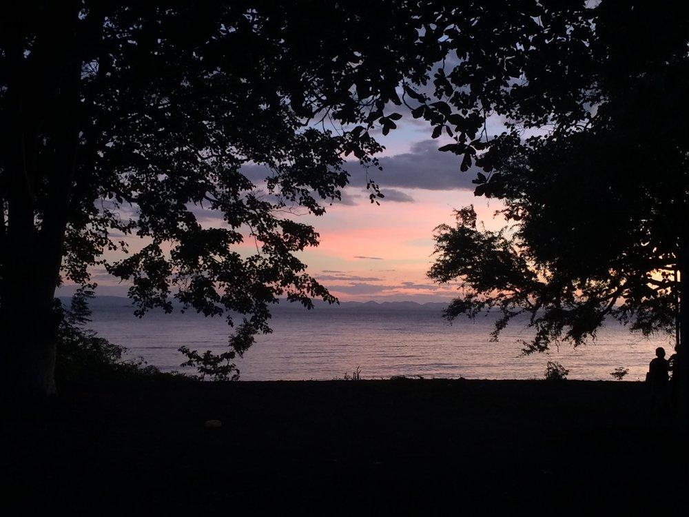Sunset Punto Jesus Maria