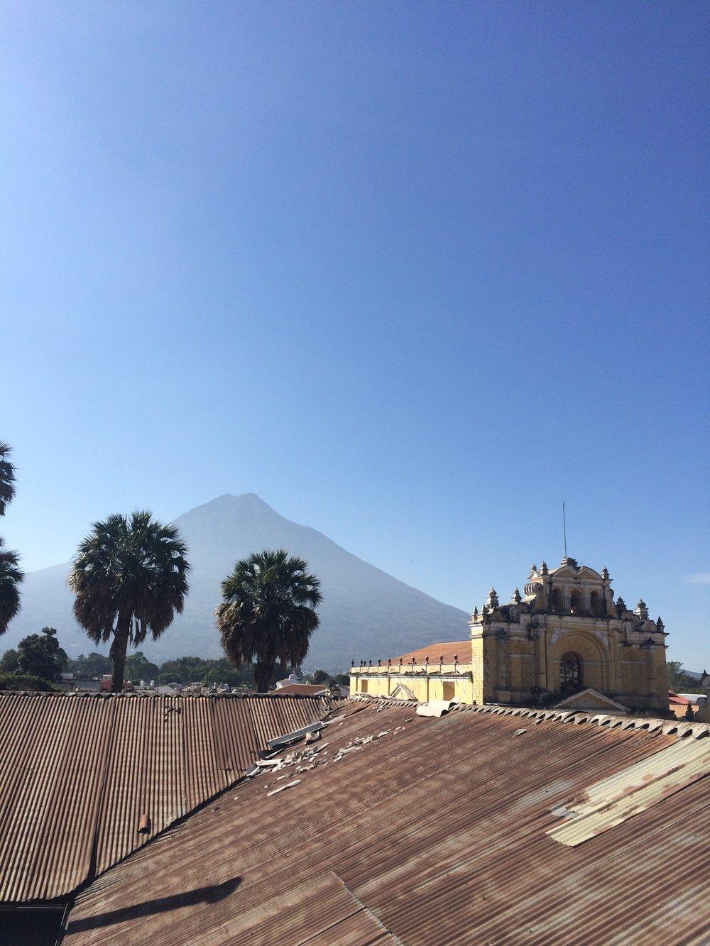 Hostel Cucuruchos, Antigua, Guatemala
