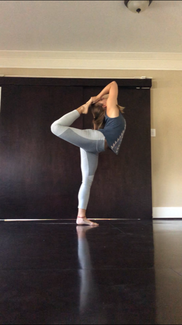 Cori Dombroski yoga