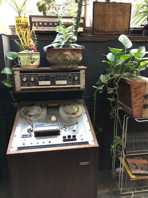 Last Bookstore record player