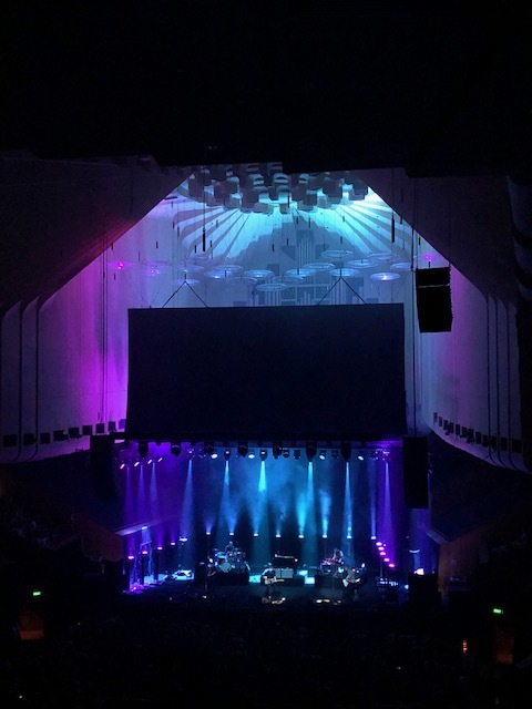 Sydney Opera House inside
