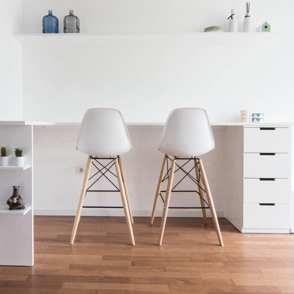 Stanovanje M - Prenova stanovanja v skandinavskem slogu