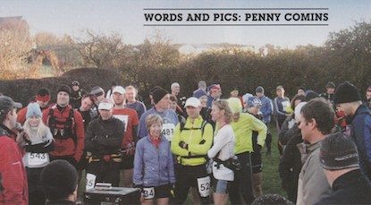 Competitors praised the spectacular scenery and organisation at the second round of the Endurancelife Coastal Trail Series  Publication: Running Fitness  Feature title: Welsh Wonder | PDF1 ,  PDF2