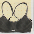 Cycling is a low impact sport, but wearing a supportive sports bra when riding is important to protect yourself against permanent damage.  Publication: Cycling Weekly  Feature title: Shock Absorber sports bra | PDF