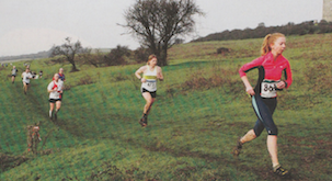 Not bogged down. A week of rain made the course lovely and muddy.  Publication: Runner's World  Feature title: Benfleet 15 | PDF
