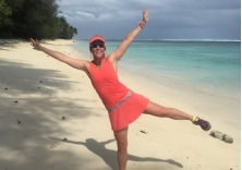 As I sit here in Rarotonga under my Headsweats listening to the waves crash on the coral outer reef I should be in a place of relaxation and happiness.   Website: Tri247   Feature link