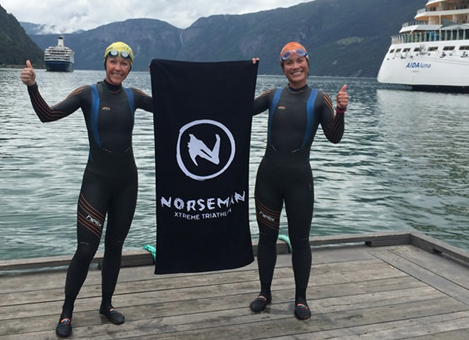 Penny Comins reports from her Thursday in Eidfjord- just two days before she takes on the infamous Norseman ( www.nxtri.com ). She was 'nervous in Norway' yesterday, and not too much has changed today!  Website: Tri247   Feature link