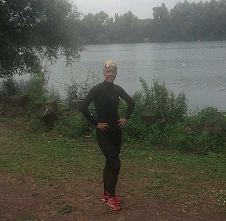O till O, Part 5: Penny Comins takes her inov-8s to the lake    Website: Run247     Feature link