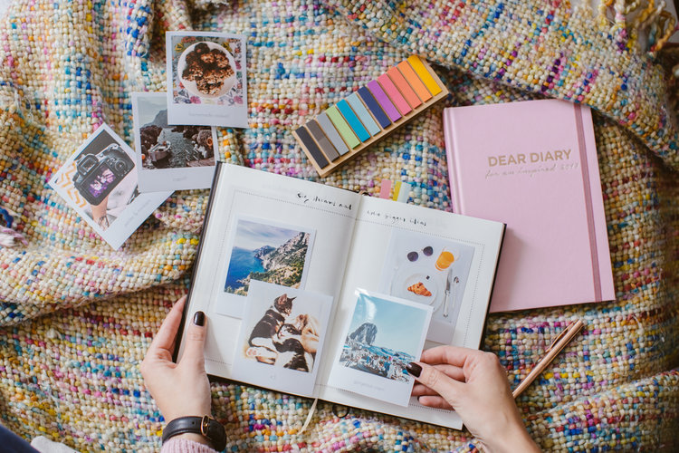 how to write my personal diary