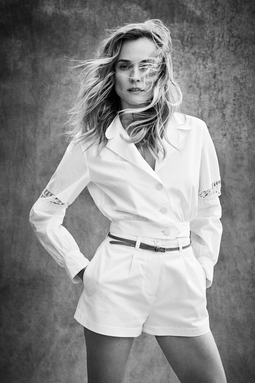 TOWN & COUNTRY AUGUST 2016 DIANE KRUGER BY VICTOR DEMARCHELIER