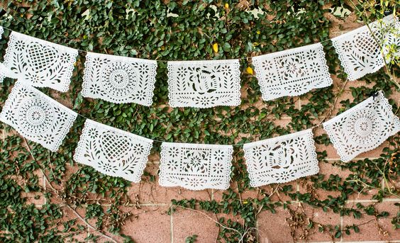 Mexico Wedding Decor